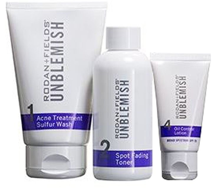 Rodan and Fields Unblemish Regimen for Acne, Blemishes and Breakouts ** This is an Amazon Affiliate link. Want to know more, click on the image.