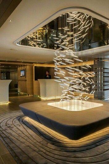 Lobby design | Shopping mall | Pinterest
