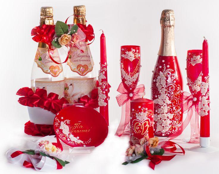 """Свадебный комплект """"Роза для Виолетты"""". Создан специально для свадебного торжества замечательной  девушки по имени Виолетта."""