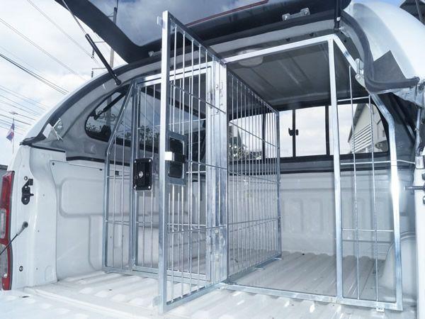 Ford Ranger Lockable Dog Cage