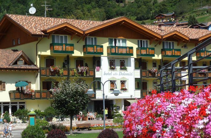 Benvenuti al Dolomiti!