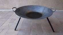 DISCADA plow disk cookers handcrafted in New Mexico by Southwest Disk, the heart of the Southwest, for your ultimate  plow disc cooking and grilling experience.