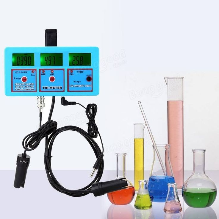 Only US$85.88, buy best PH-118 6 in 1 Multi-function Water Quality Monitor PH ORP Temperature Conductivity EC CF TDS Tester sale online store at wholesale price.US/EU direct.