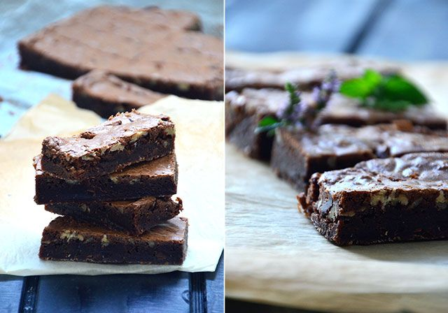 » CHEWY BROWNIE