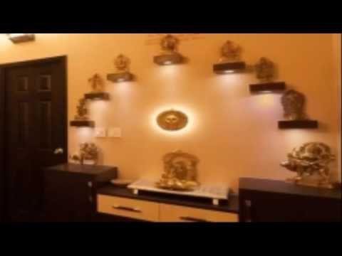 Homzinterioin Pooja Room Home Design Ideas