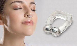 Groupon - 1, 2 ou 4 anneaux nasals anti ronflement dès 3,90€ (jusqu'à 75% de réduction). Prix Groupon : 5,90€