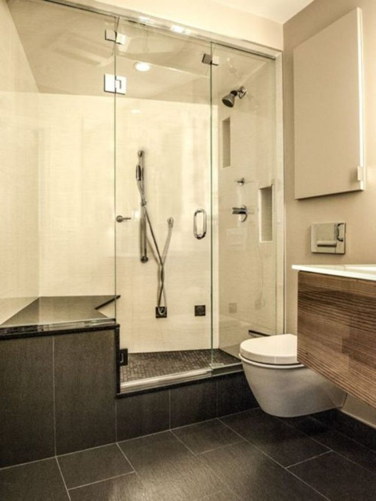 20 Top Stand Up Shower Design For Small Bathroom Ideas in ...