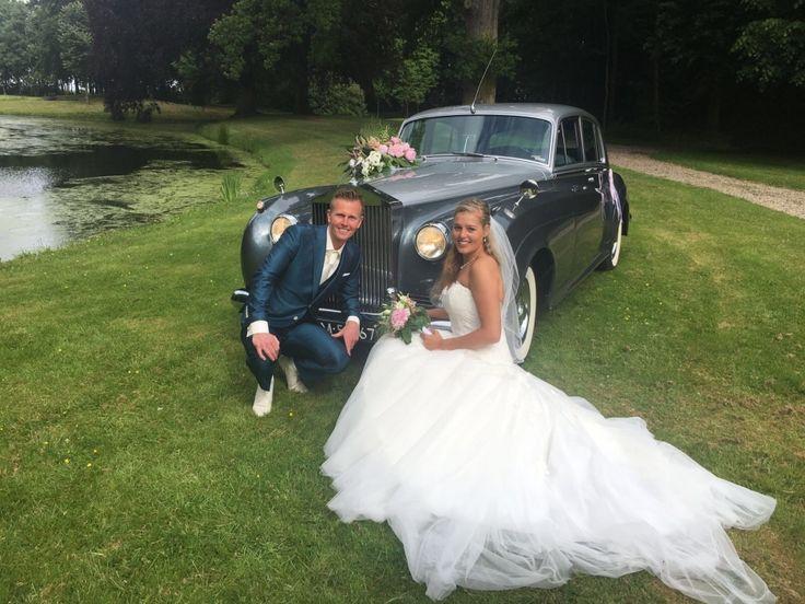 #Huwelijk #Bruidspaar #Trouwvervoer | Limousine huren Friesland