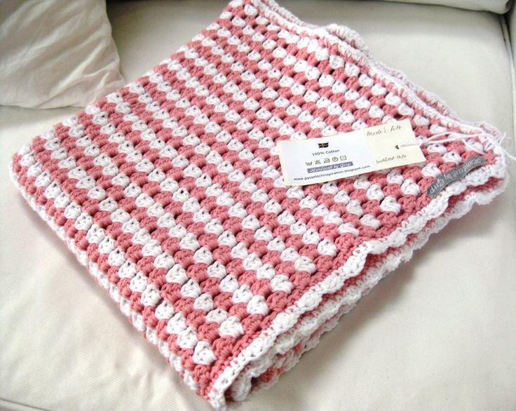 HandcraftbyGrip Crochet Babyblanket