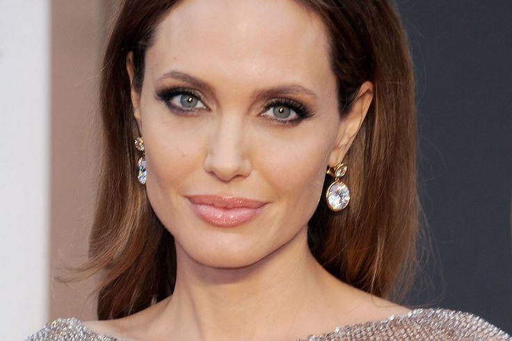 Angelina Jolie - Jewel Tone Summer (Caygill Method)