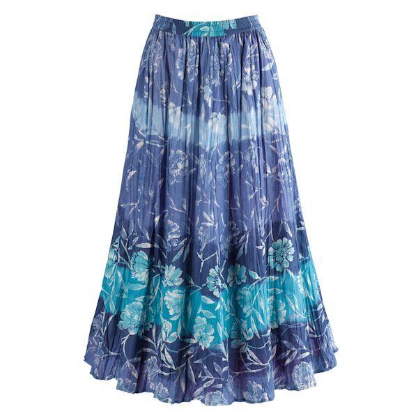 Reversible On-The-Go Skirt