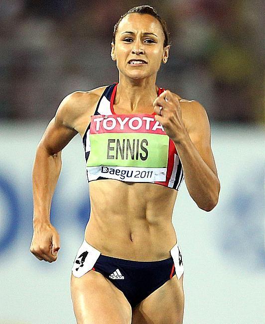 Jessica Ennis, - Google Search
