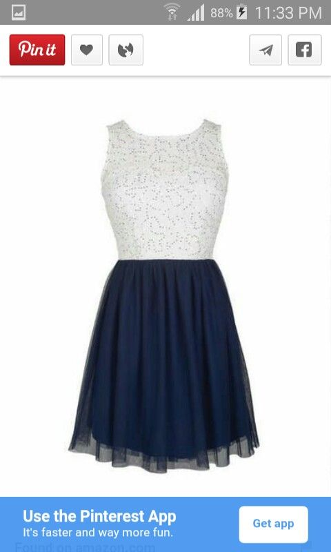 Another confirmation dress idea