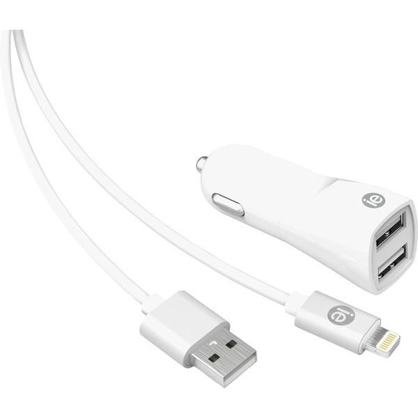 iEssentials iPHONE iPAD iPOD 4 USB CHARGER SYNC CABLE PORT 3.3 ft NEW