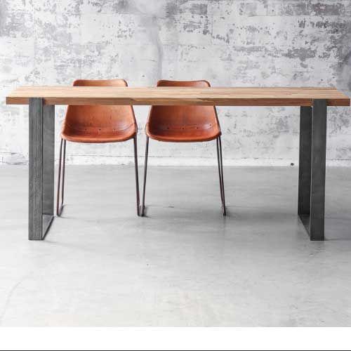 Table de repas Home - Manufactori - Tables industrielles