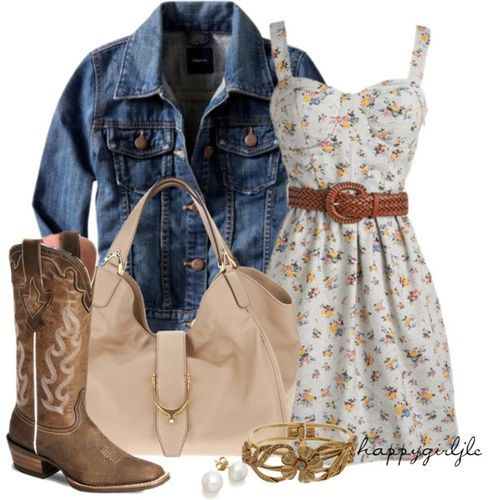 Spring Floral (girls,dress,girl,fashion,style,clothes,polyvore,our picks)