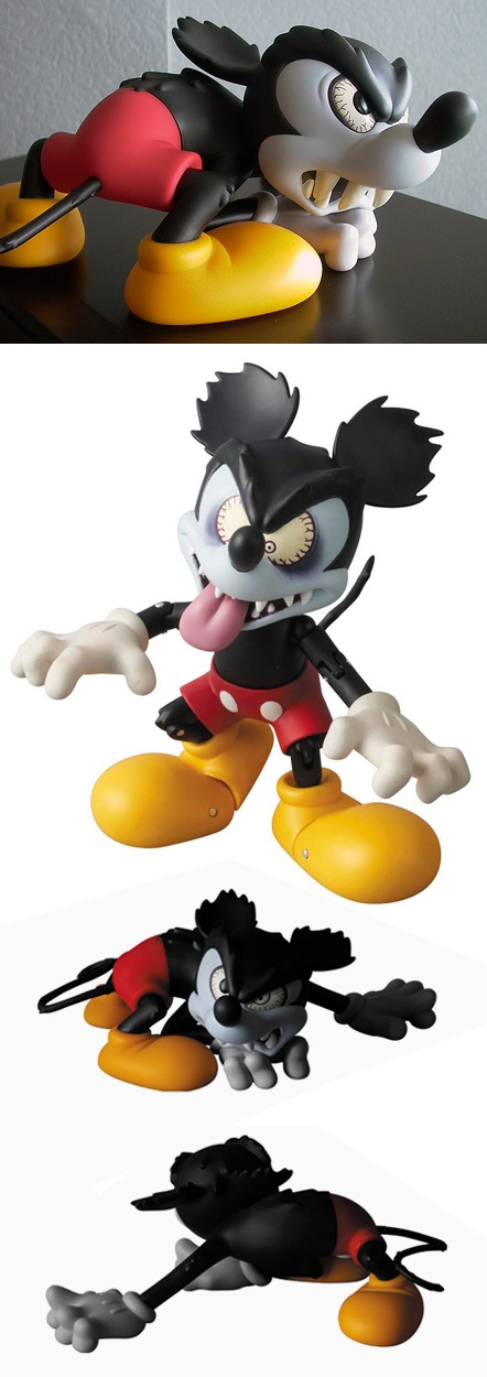 Mickey Mouse Runaway - Medicom Toy