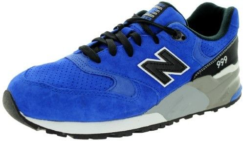 New Balance Men's 999 Elite Edition Classics Blue/Black/Grey Running Shoe 11 Men US