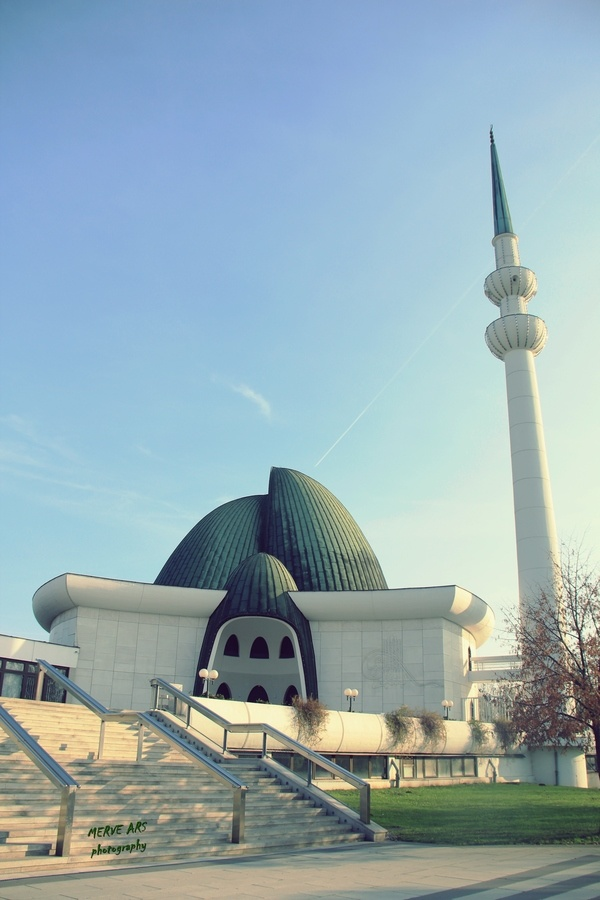 Grad Zagreb Mosque and Islamic Center