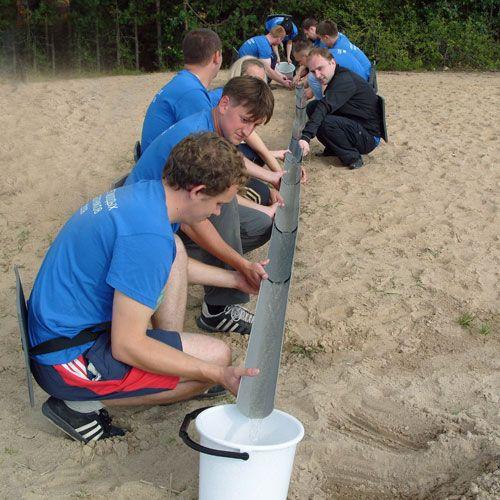 Программа тимбилдинга «Командные игры», примеры teambuilding