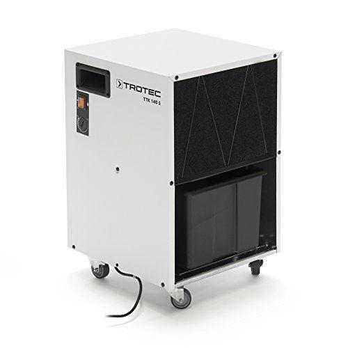 TROTEC TTK 140 S Déshumidificateur (40 l/j) pour 110 m² max.