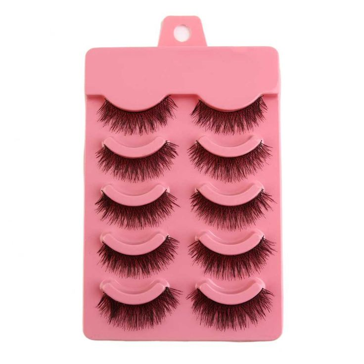WAS US$6.99 – NOW US$3.99 Soft Eyelash Extension This soft eyelash extension will absolutely look natural on you. No need to buy expensive eyelash grower that doesn't work. Features: - 100% brand new
