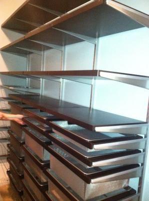 Full Elfa Decor Closet