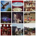 Incredible theme park, live action Vikings, musketeers, knights and Roman shows. Puy du Fou