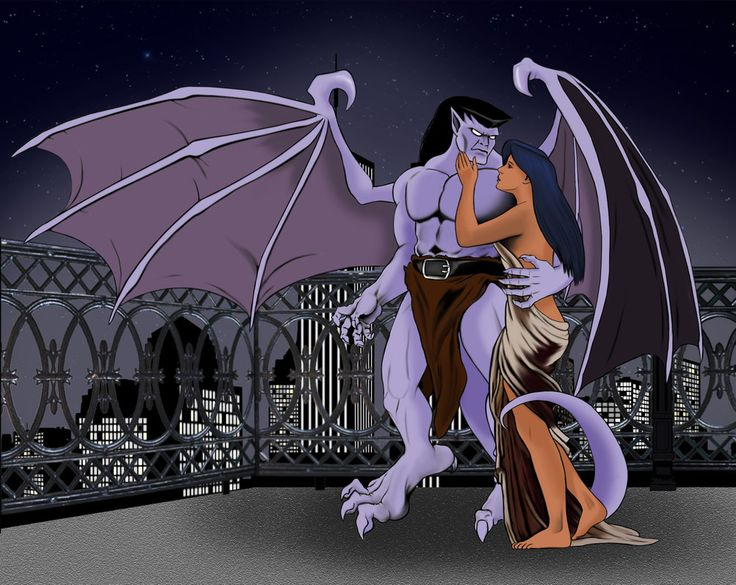 Thank for disney gargoyles goliath and elisa final