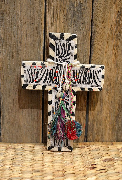 Zebra Medium Cross | Ahoy Trader #thefreedomstate