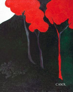 Maryse Casol Art Print - Ceci N est Pas un Arbre VII