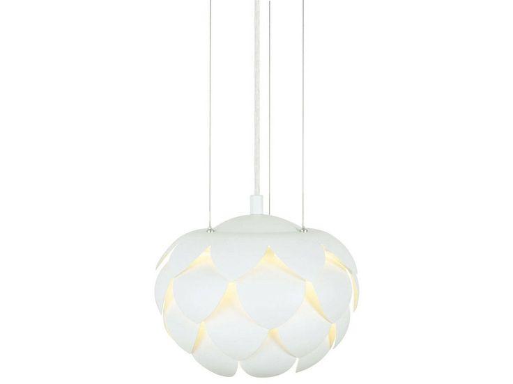 Nordlux Acantus 72493001 White Pendant - dc lighting.