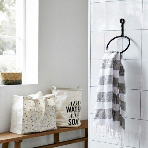 panier linge add water and soap - Salle De Bain Scandinave Pinterest