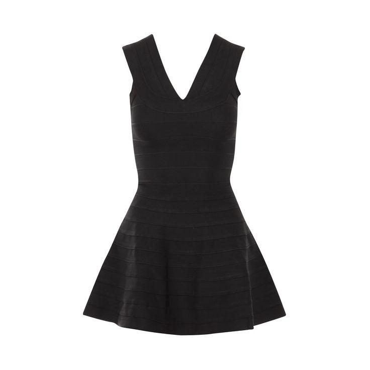 Skater Bandage Dress fra Kouture