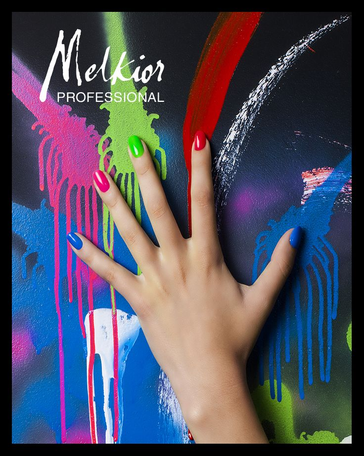 SUPER CRAZY COLORS...Everlasting Soak-off gel nail polish. http://www.melkior.ro/