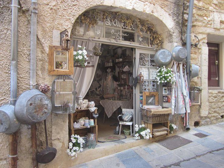 provencetoujours: Boutiques de Provence