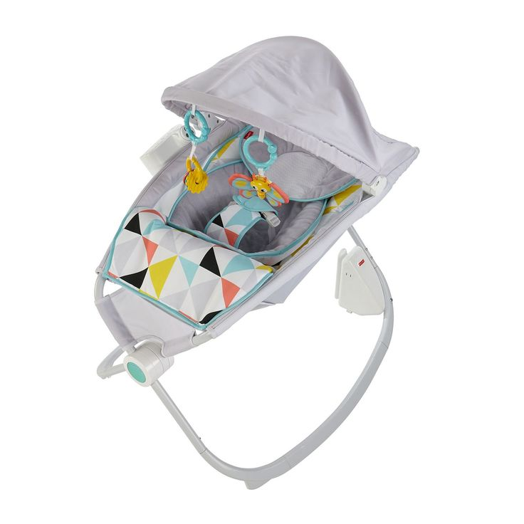 Fisher-Price Premium Auto Rock 'n Play Sleeper with SmartConnect | FCF09 | Fisher-Price