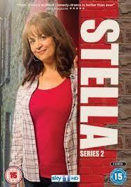 Ruth Jones - stella tv comedy