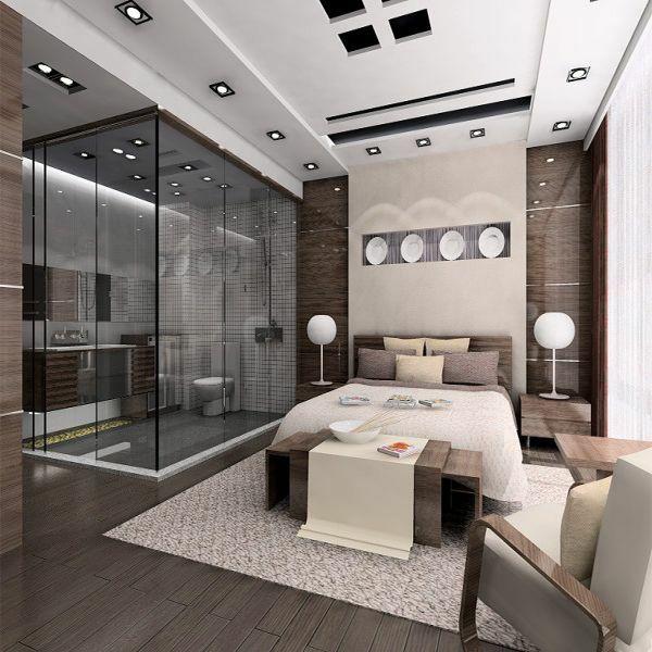 Einrichtungsideen im schlafzimmer die neusten trends f r for Inneneinrichtung wohnzimmer farbgestaltung