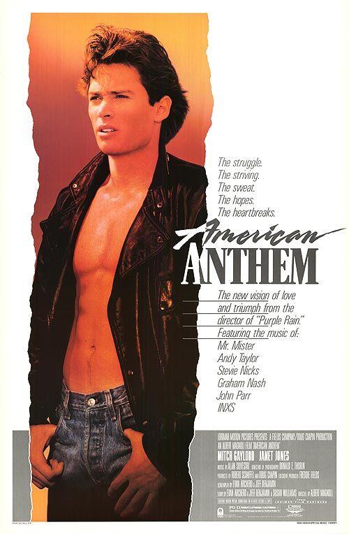 american anthem   AMERICAN ANTHEM POSTER ]