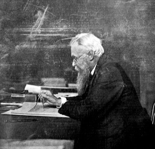 Schulek Frigyes (Pest, 1841. november 19. – Balatonlelle, 1919. szeptember 5.)