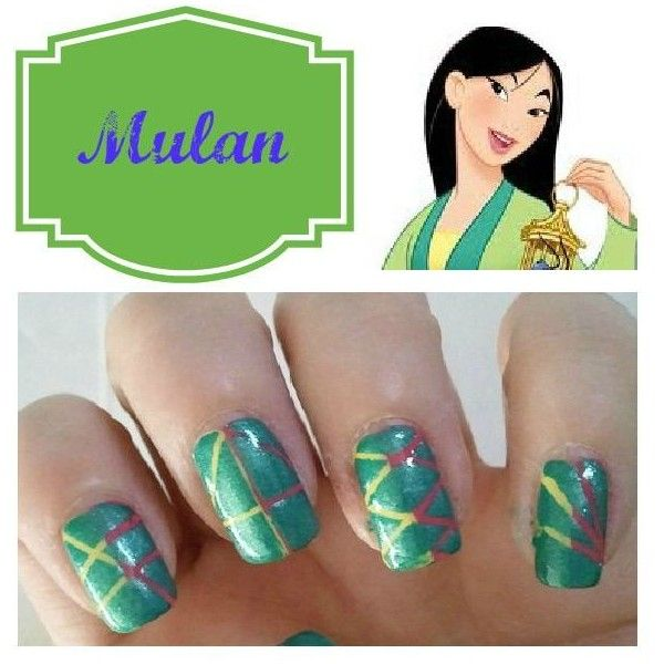 24 best disney nails images on Pinterest | Disney nails, Nail ...