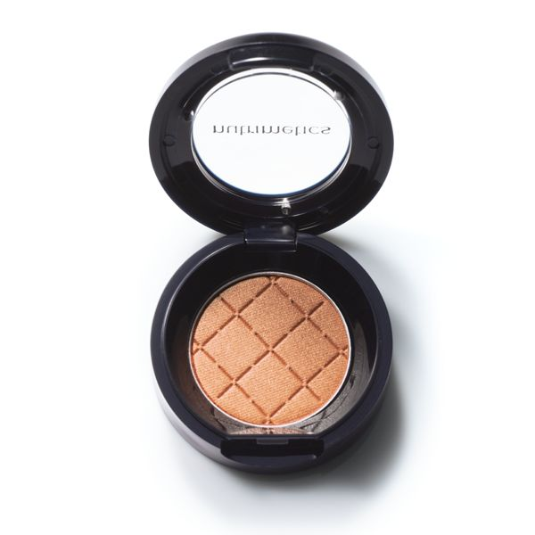 The perfect colour for sandy days on the beach! Try nc Impact Eyeshadow in Copper #nutrisummer
