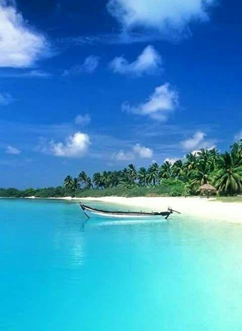 Colva Beach, Goa, India