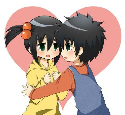 Tomoki x Tomoko
