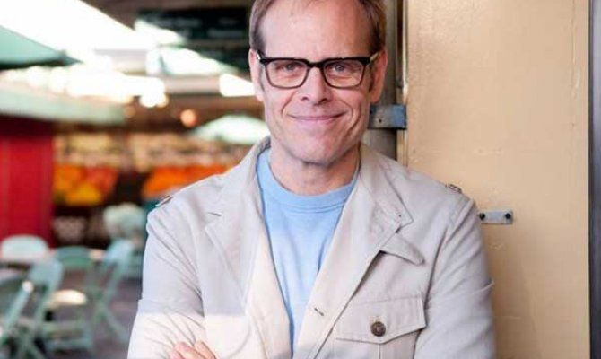 "Alton Brown: foodist, TV host, one-man band, visionary. The former host of Good Eats and current host of a national road show is always full of witty things to say, and we tracked down seven of the most wise and insightful. Word of Wisdom #1""The worst food you'll ever eat will probably be prepared by a 'cook' who calls himself a 'chef.' Mark my words."" [related]"