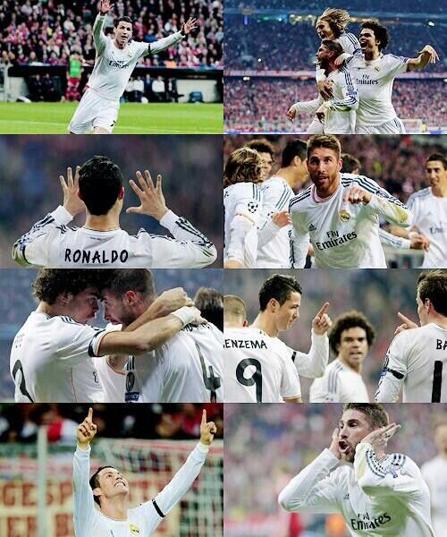 ROAD TO LISBON Real Madrid Champions League