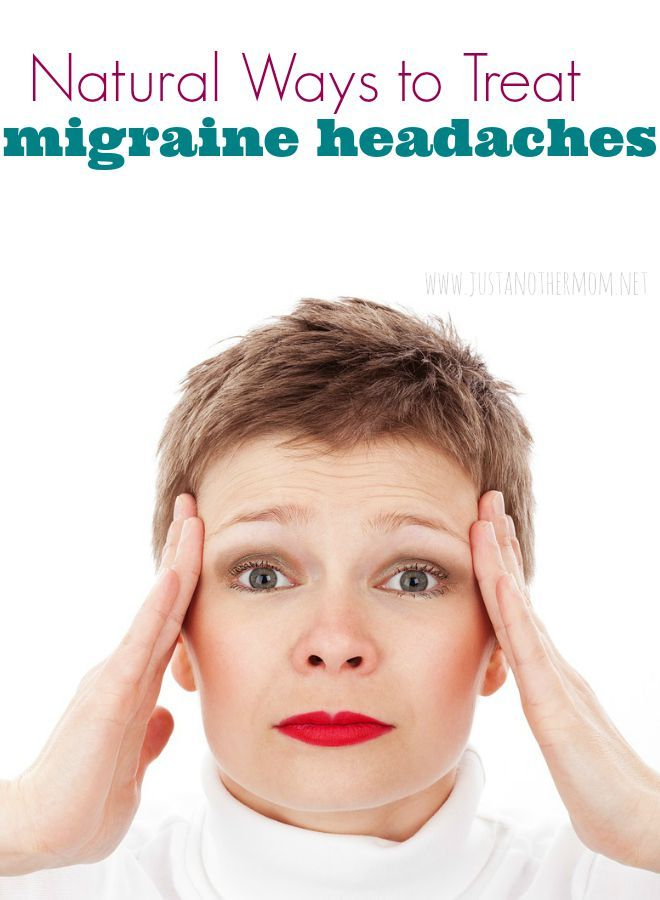 Natural Ways To Deal With Migraine