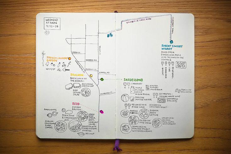 napa.: Design Inspiration, Cooking Diaries, Mycookingdiari Com, Cartographie Maps, Illustration, Menu, Sketchbooks, Cartography Maps, Ideas Maps