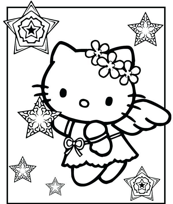 Hello Kitty Christmas Coloring Pages Best Coloring Pages For Kids Hello Kitty Coloring Hello Kitty Colouring Pages Hello Kitty Drawing